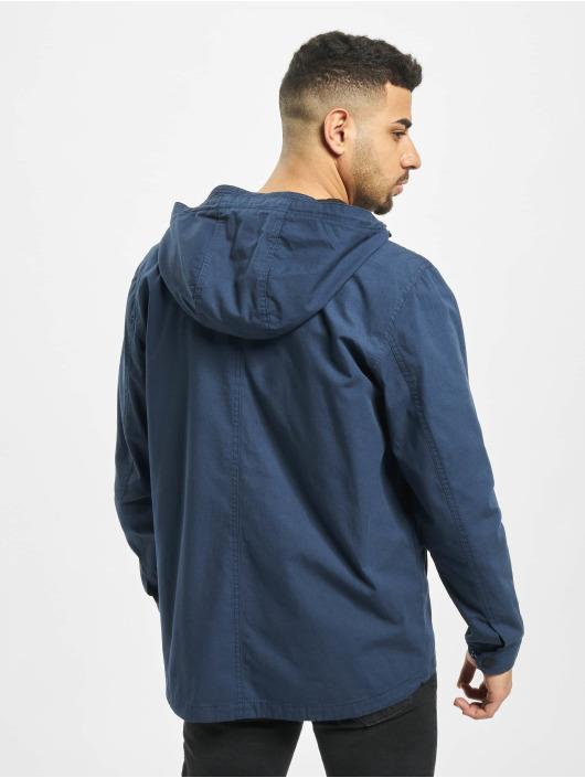 Only & Sons Демисезонная куртка onsAsbjorn синий