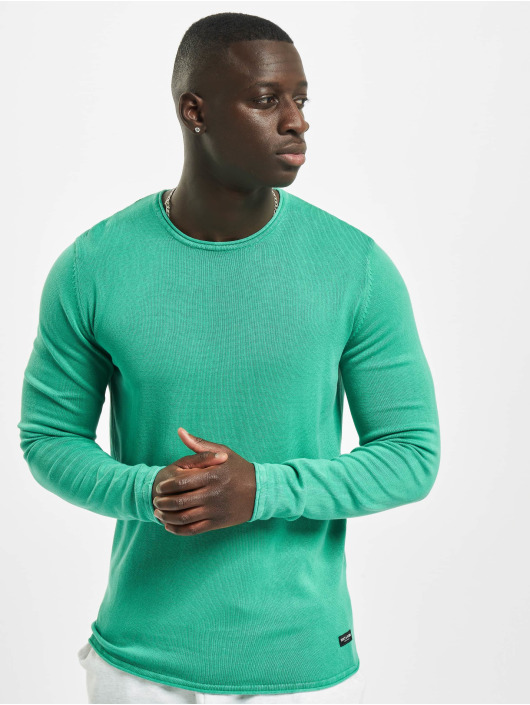 Only & Sons Пуловер onsGarson 12 Wash Noos зеленый