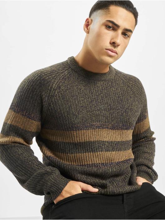 Only & Sons Пуловер Onscesco оливковый