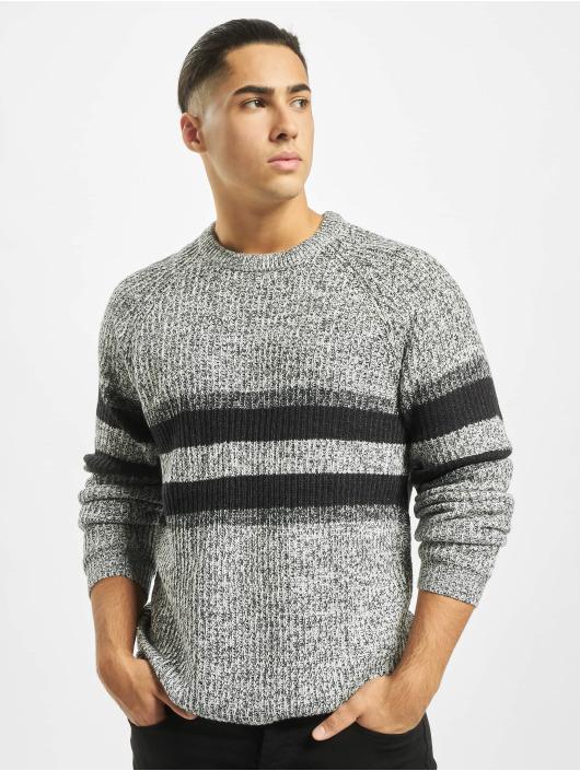 Only & Sons Пуловер Onscesco серый