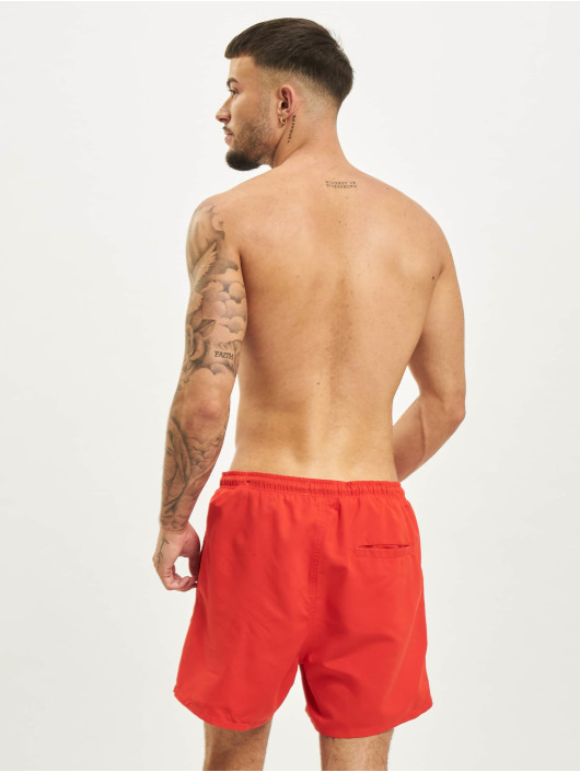 Only & Sons Badeshorts onsTed Swim red
