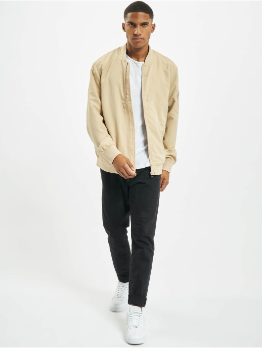 Only & Sons Bomber jacket onsJack Noos beige
