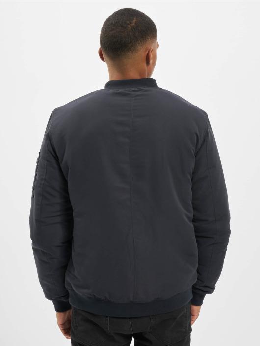 Only & Sons Bomber jacket onsJack blue