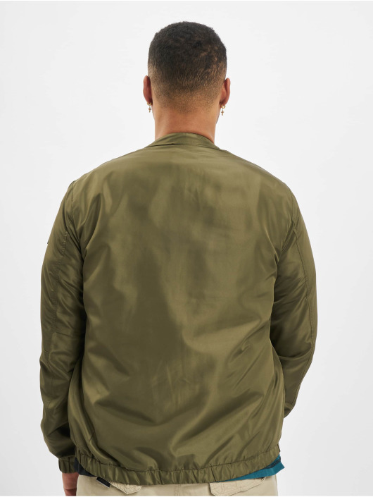 Only & Sons Bomber jacket onsAnthoney olive