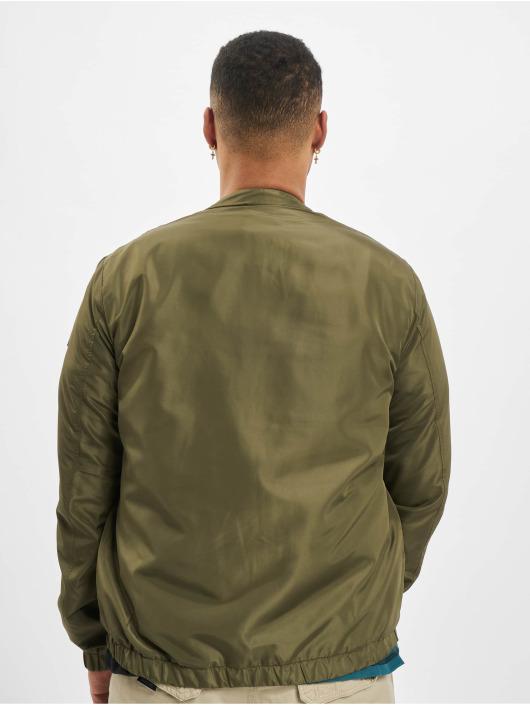 Only & Sons Bomber jacket onsAnthoney olive