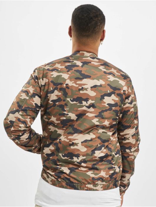 Only & Sons Bomberjacke onsAnthoney camouflage