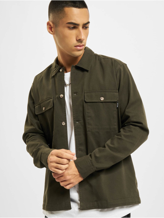 Only & Sons Camicia Onsilvio Life Twill oliva
