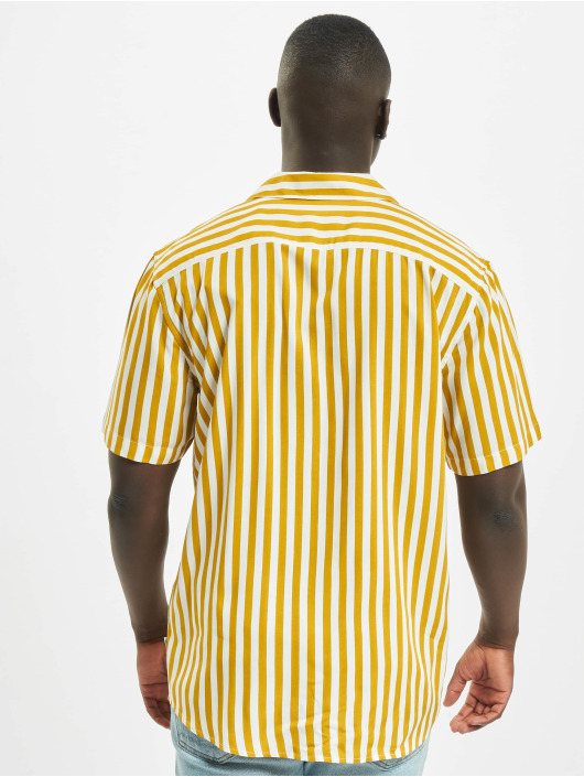 Only & Sons Camisa onsWayne Striped Viscose Noos beis