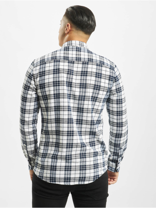 Only & Sons Camisa Onsflannel blanco