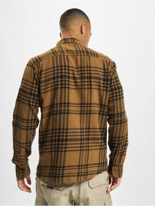 Only & Sons Camisa Onsnate marrón