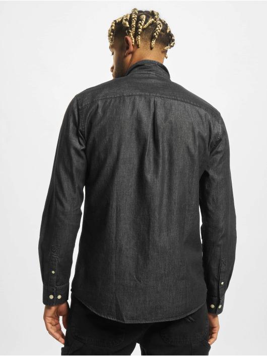 Only & Sons Camisa Onsnoel Denim negro