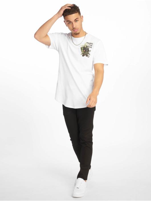 Only & Sons Camiseta onsPedley Longy blanco