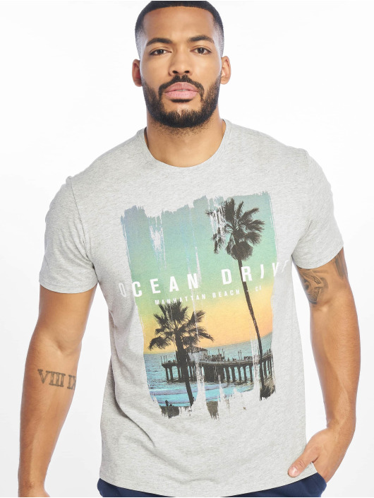 Only & Sons Camiseta onsBF gris