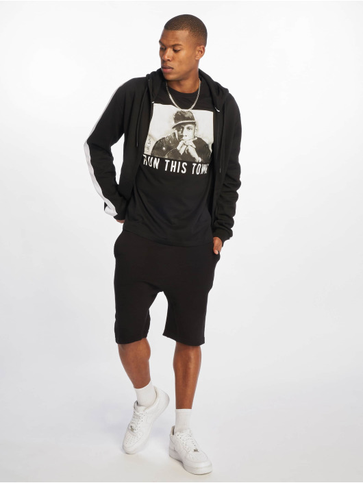 Only & Sons Camiseta onsRapper negro