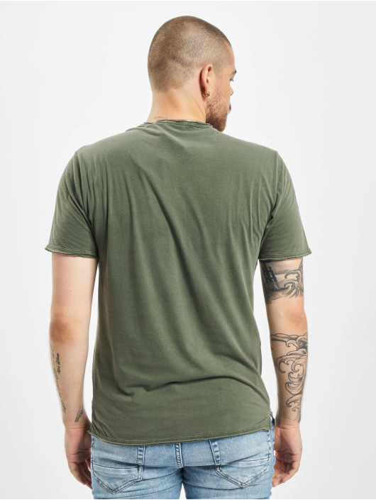 Only & Sons Camiseta onsAlbert Washed Noos oliva