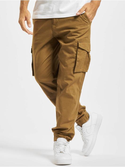 Only & Sons Cargo pants Onsmike Life PK 9486 hnědý