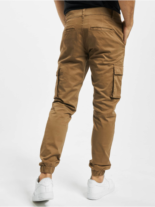 Only & Sons Cargohose onsCam Stage Cuff braun