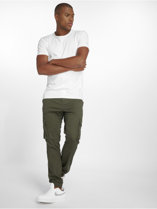 Only & Sons Cargohose Onsstage Cuff Mj 1441 olive
