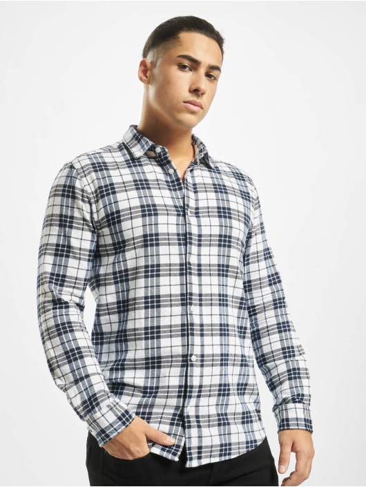 Only & Sons Chemise Onsflannel blanc