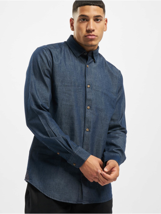 Only & Sons Chemise onsAsk bleu