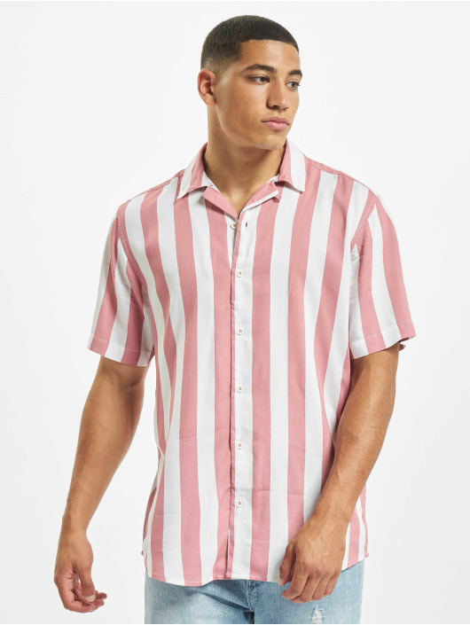 Only & Sons Chemise onsCarter Striped Viscose rose