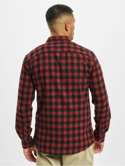 Only & Sons Chemise onsEmil Flannel Check rouge