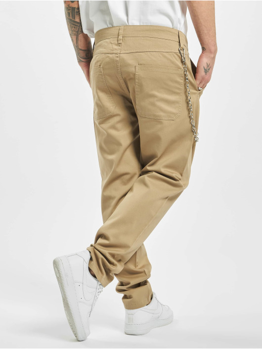 Only & Sons Chino onsLudvig Regular Work Chain beige