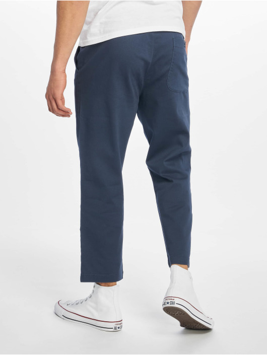 Only & Sons Chino onsLinus Wide Leg Cropped blau