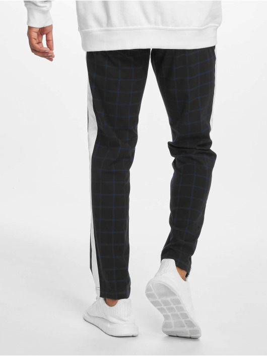 Only & Sons Chino onsMark Checked blau