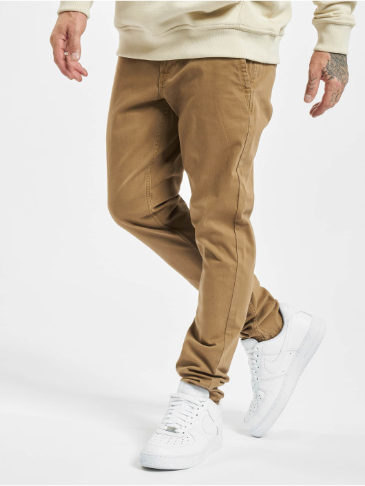 Only & Sons Chino onsTarp Washed Noos brown