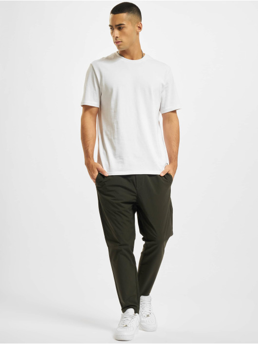 Only & Sons Chino Onslinus Cropped groen
