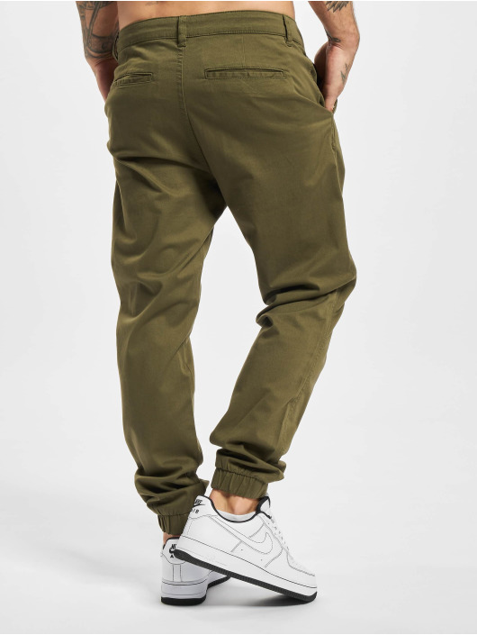 Only & Sons Chino Onscam Aged Cuff PG 9626 olive