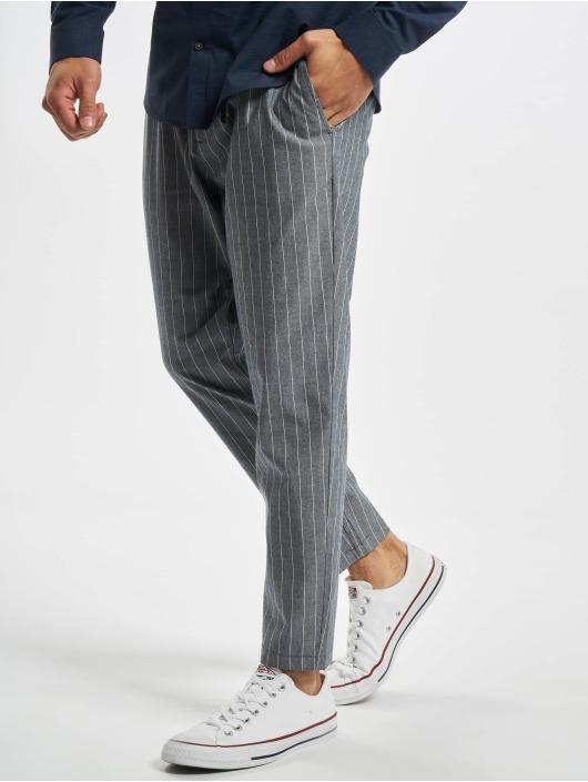 Only & Sons Chino pants onsLinus Crop Stripe Noos blue