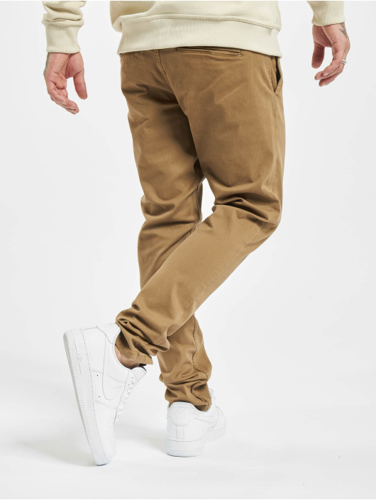 Only & Sons Chino pants onsTarp Washed Noos brown