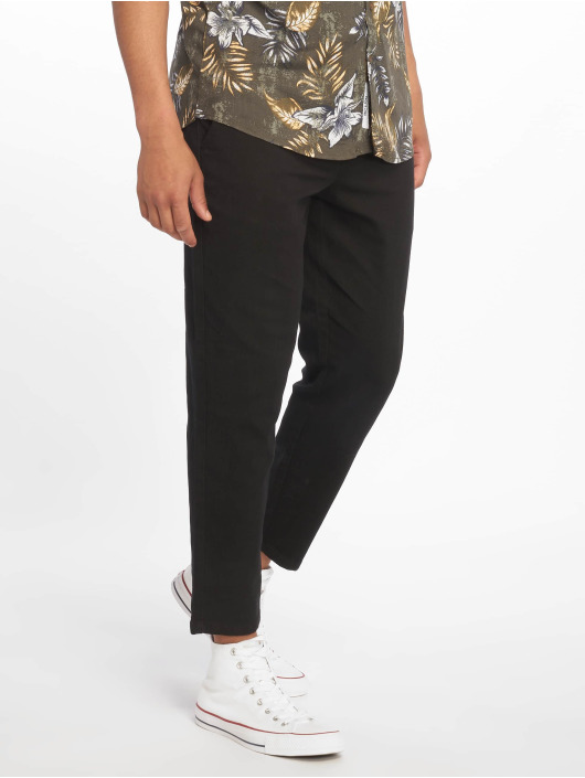 Only & Sons Chino onsLinus Crop schwarz