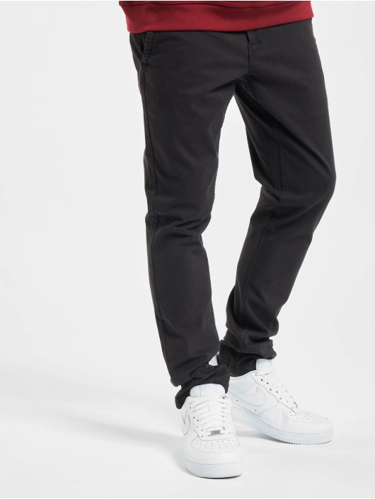 Only & Sons Chino onsTarp Washed Noos zwart