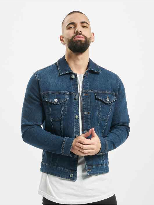 Only & Sons Denim Jacket onsCome Trucker Denim blue