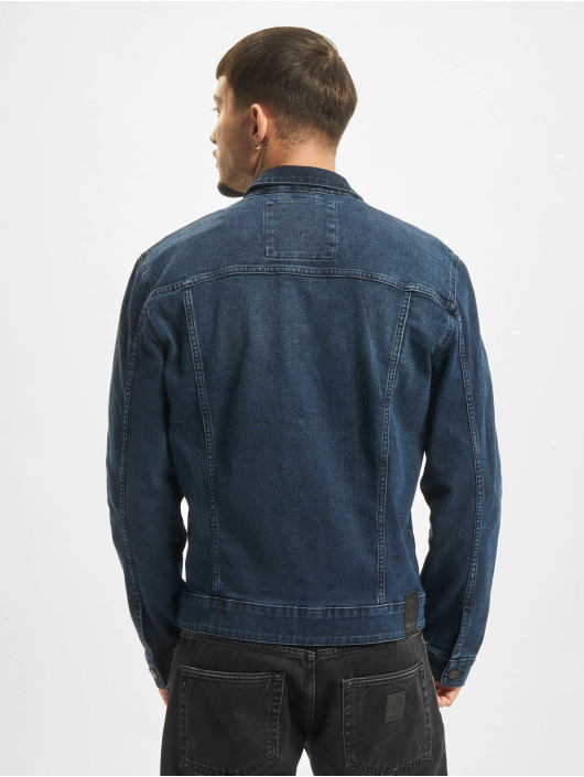 Only & Sons Denim Jacket Onscome Life Trucker PK 9619 blue