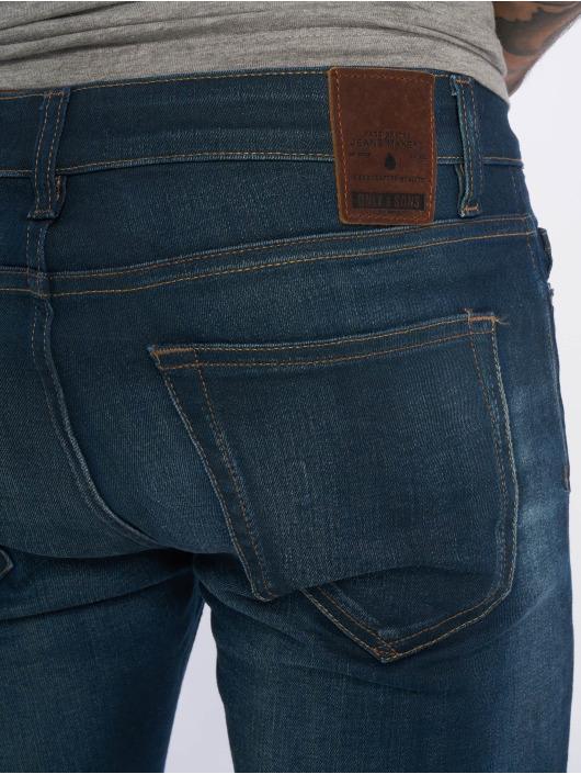 Only & Sons dżinsy przylegające onsLoom Coa Washed niebieski