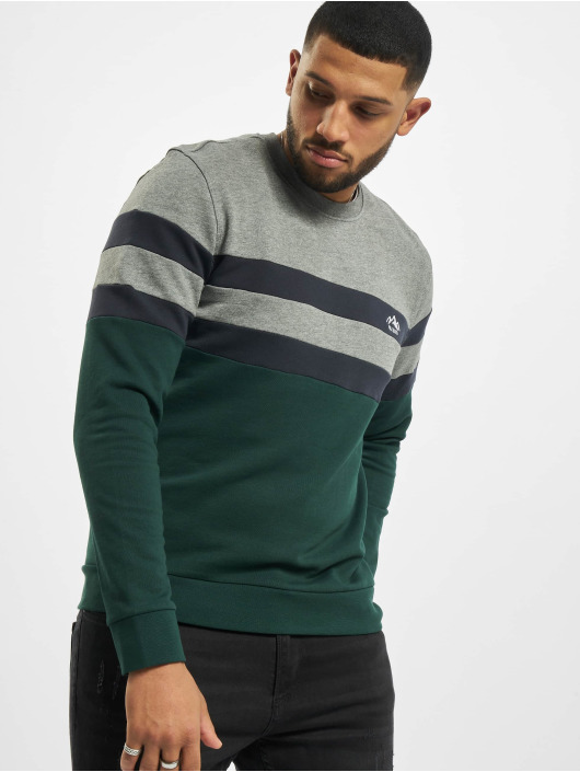 Only & Sons Gensre onsDamas Life Reg Stripe grøn