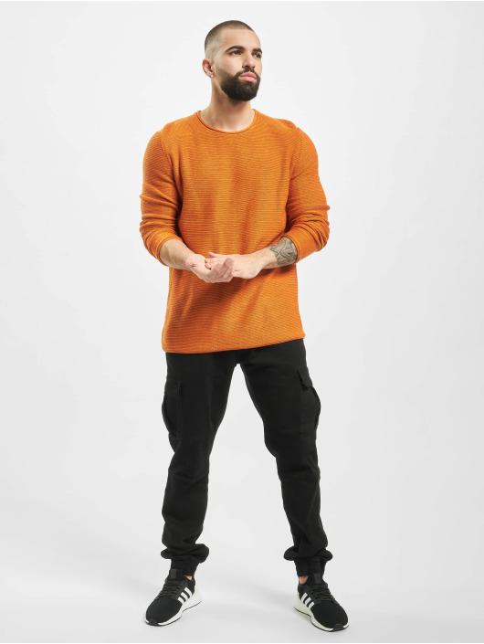 Only & Sons Gensre onsCam 7 Knit oransje