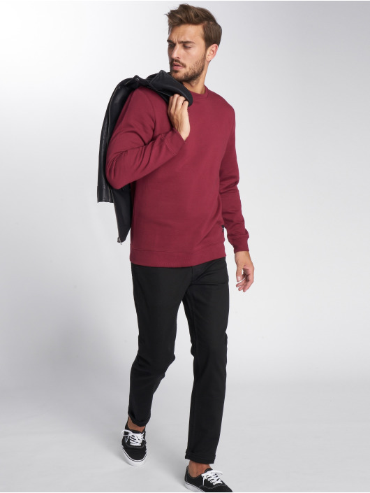 Only & Sons Gensre onsBasic Brushed red