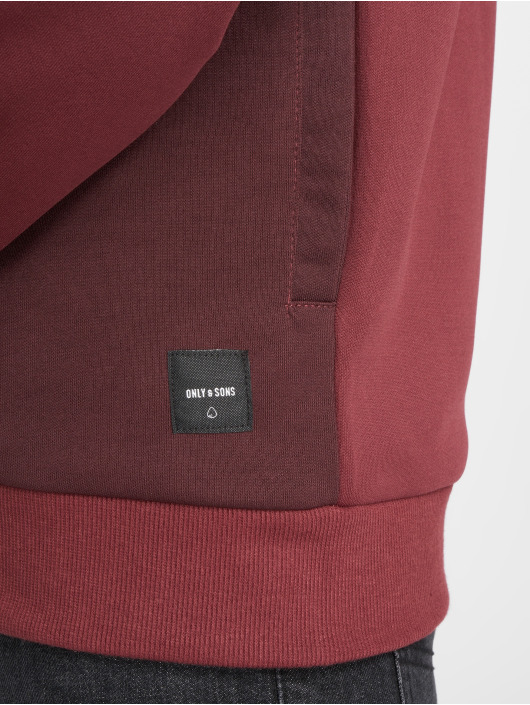 Only & Sons Giacca Mezza Stagione onsTeo rosso