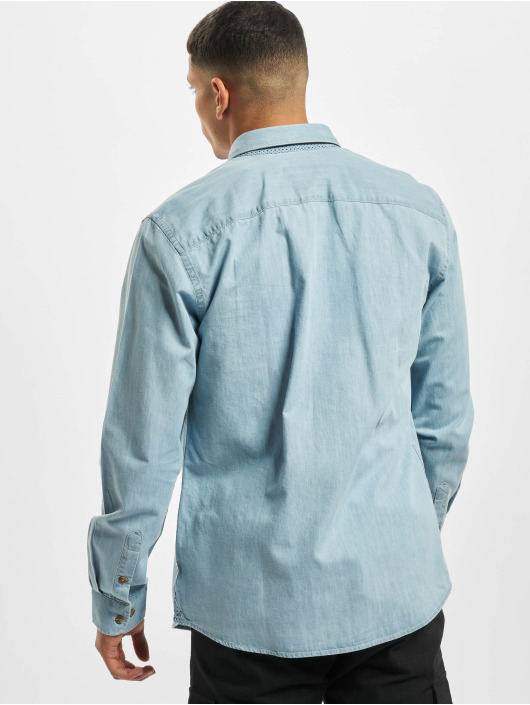 Only & Sons Hemd onsAsk blau