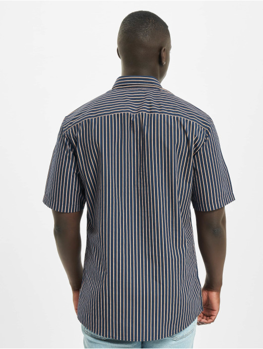 Only & Sons Hemd onsSane Striped Poplin blau