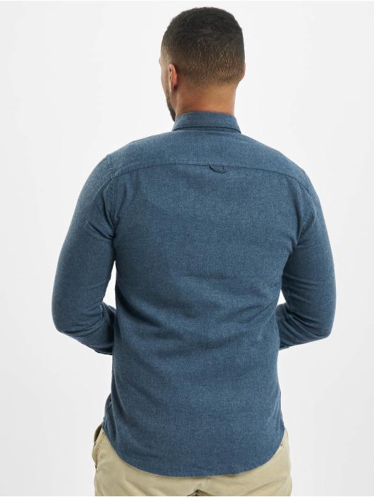 Only & Sons Hemd onsEdin Flannel blau