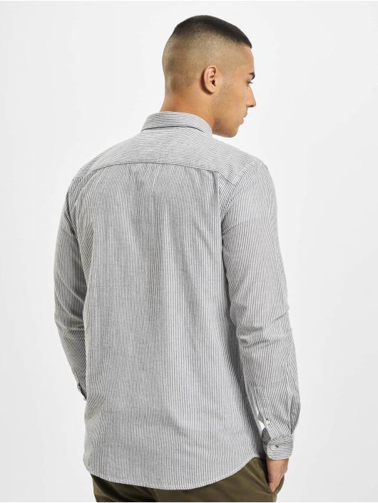 Only & Sons Hemd onsDavid Stripe Seersucker blau