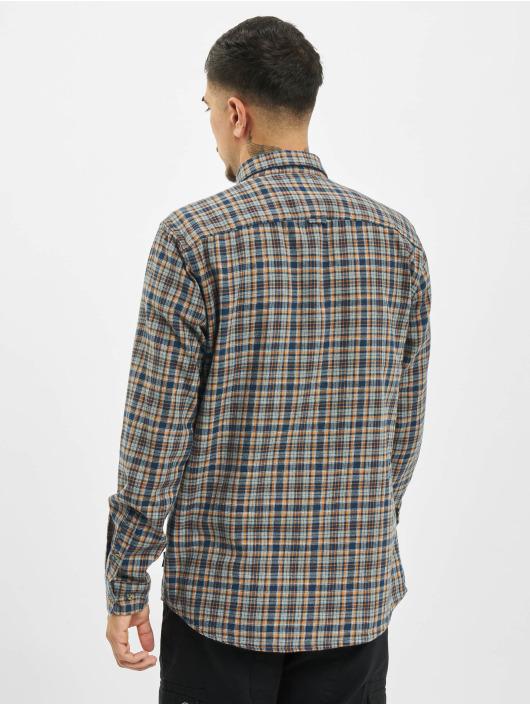 Only & Sons Hemd onsEbert Flannel Check braun