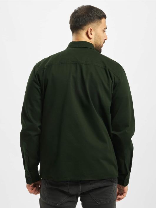 Only & Sons Hemd onsGavin Twill Workwear grün
