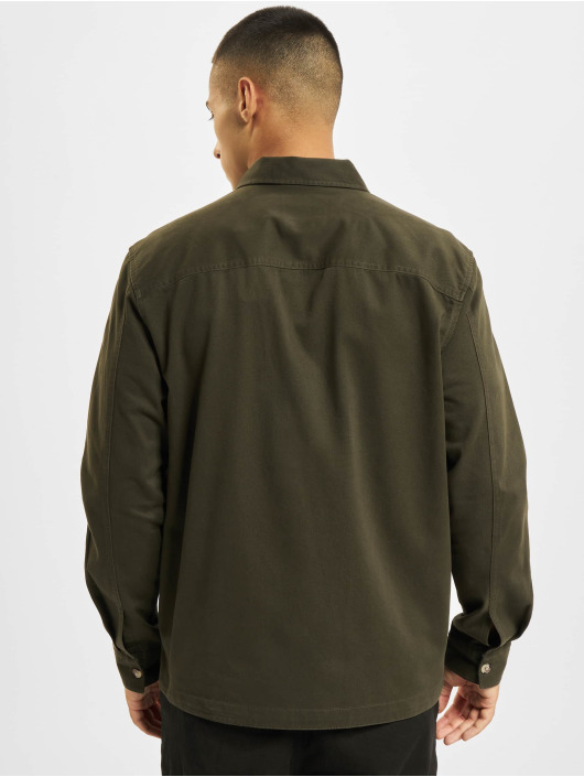 Only & Sons Hemd Onsilvio Life Twill olive